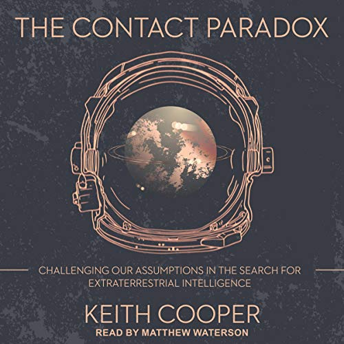 The Contact Paradox audiobook cover art