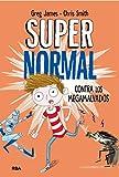 Supernormal contra los megamalvados (FICCIÓN KIDS)