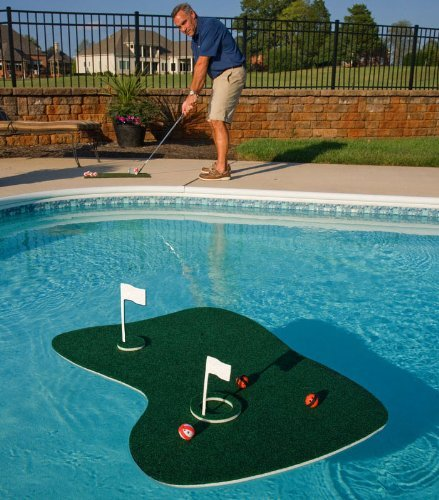 The Ultimate Pool & Backyard Golf Game
