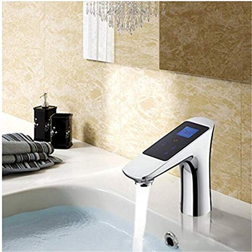 Chrome Kitchen Sink Tap Tap Brass Faucets for Kitchen Sinks, Spätestes Design Multi Layer Process A Basin Tap