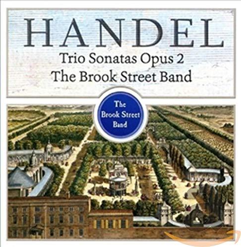 The Book Street Band - Handel: Trio Sonatas, Op. 2