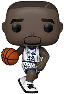 Funko 49304 NBA Legends Shaquille O'Neal (Magic Home) Pop Vinyl Figure