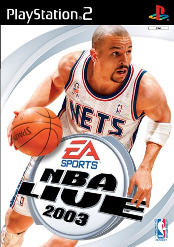 NBA Live 2003 (PS2) [Importación Inglesa]