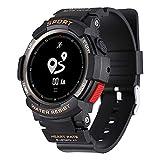fitness tracker orologio sportivo ip68 impermeabile outdoor smartwatch bluetooth 4.0 salute condizioni bracciale pedometro monitor del sonno per donne uomini corsa climing nuoto