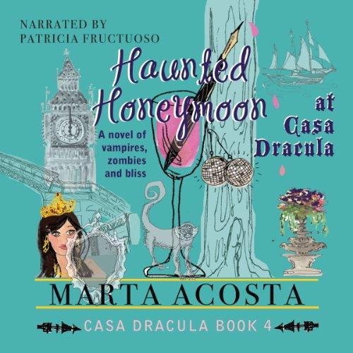 Haunted Honeymoon cover art