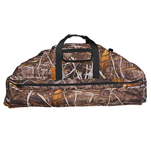 Yebobo Archery Compound Bow Bag Bow Holder Arrows Tube Protect Bow Archery...