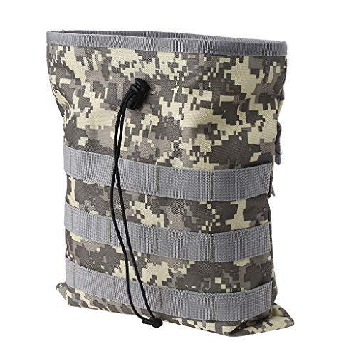 Anji Cat custodie, Drawstring Digger's Pouch Finds/Luck Bag Camo Combo Pick Up...