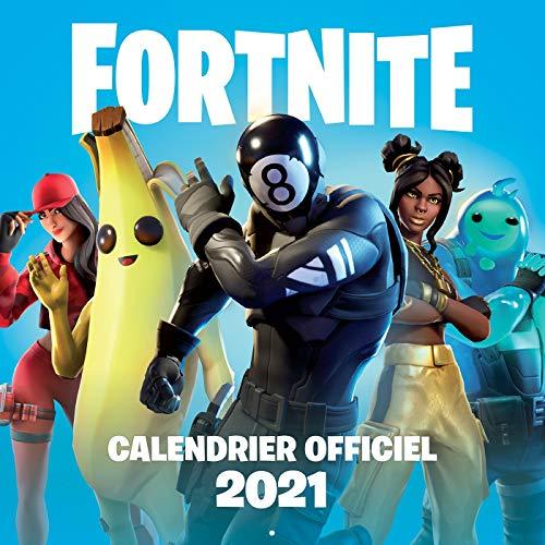 Fortnite-Calendrier 2021