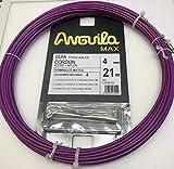 Anguila anguila max - Pasacables cordón acero nylon 21m