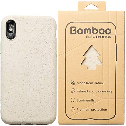 bon comparatif Le boîtier en bambou électronique-biodégradable fait de matériaux recyclables et de fibres naturelles protège… un avis de 2021