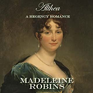 Althea audiobook cover art