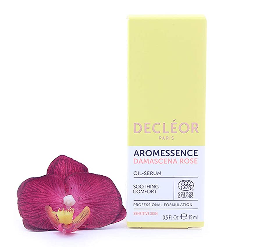 憂鬱納税者正確さデクレオール Aromessence Rose D'Orient (Damascena Rose) Soothing Comfort Oil Serum 15ml/0.5oz並行輸入品