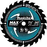 Makita B-61656 7-1/4' 24T Carbide-Tipped...