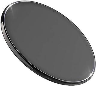 ワイヤレス充電器 Bigbull Qi ワイヤレス充電器 ワイヤレスチャージャー 置くだけ充電 iPhone X /8 /8 Plus/Samsung GalaxyS9 /S8 その他対応機種 各種対応