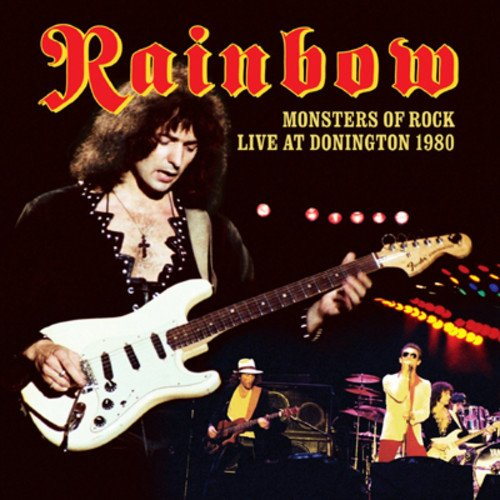 Monsters of Rock Live at Donington 1980 [DVD]