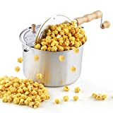 Best Popcorn Poppers - Cook N Home 02626 6 Quart Aluminium Stovetop Review