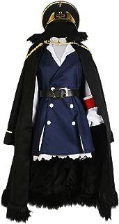 CosplayDiy Women's Suit for Girls Frontline Kar98K Battle Uniform Cosplay Costume