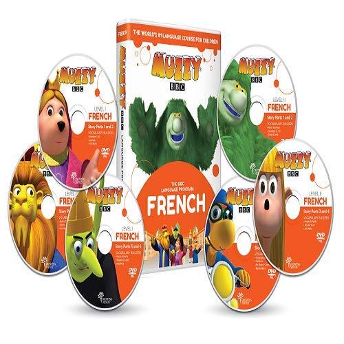 Französisch für Kinder Muzzy BBC 6 DVDs und Online-Kurse - Spiele und Videos - BBC-Sprachkurse