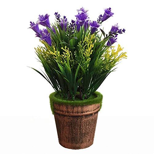 Künstliche Pflanze, künstliche Topfpflanze, Bonsai-Tisch, Simulation, Dekoration für Zuhause, Küche, Büro, Hotel, Garten, C