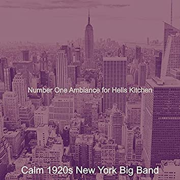 Number One Ambiance for Hells Kitchen