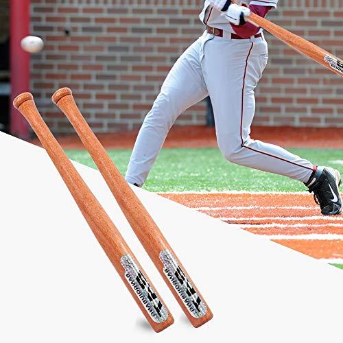 Cerlingwee Fácil de agarrar ergonómicamente Bate de béisbol, Bates de béisbol, al Aire Libre para Basebal