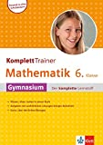 Klett Komplett Trainer Mathematik Gymnasium Klasse 6