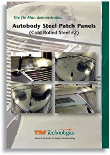 Autobody Steel Patch Panels (DVD)