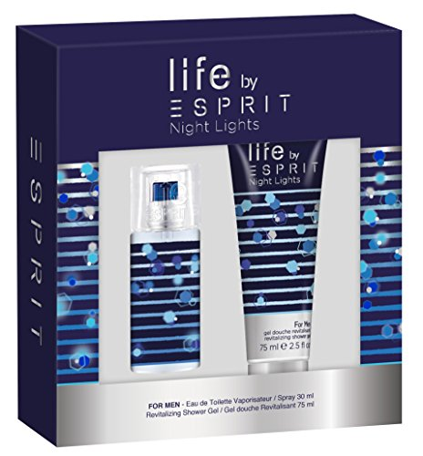 Esprit Night Lights Man Eau de Toilette, 1er Pack (1 x 30 ml)