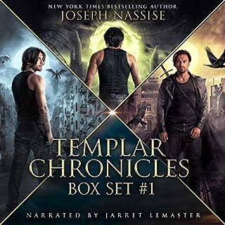 Templar Chronicles Box Set #1 Titelbild
