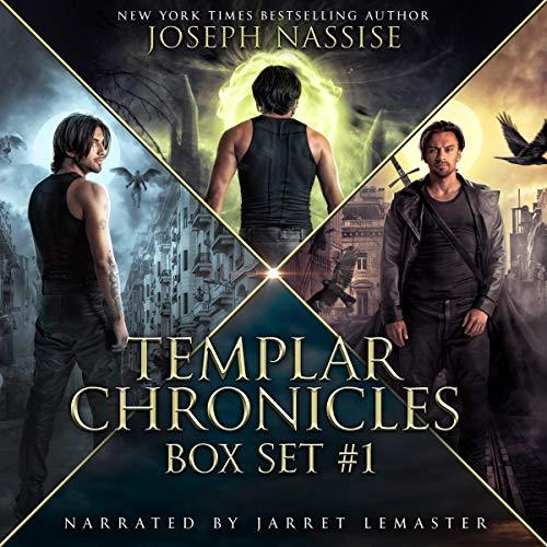 Templar Chronicles Box Set #1 cover art