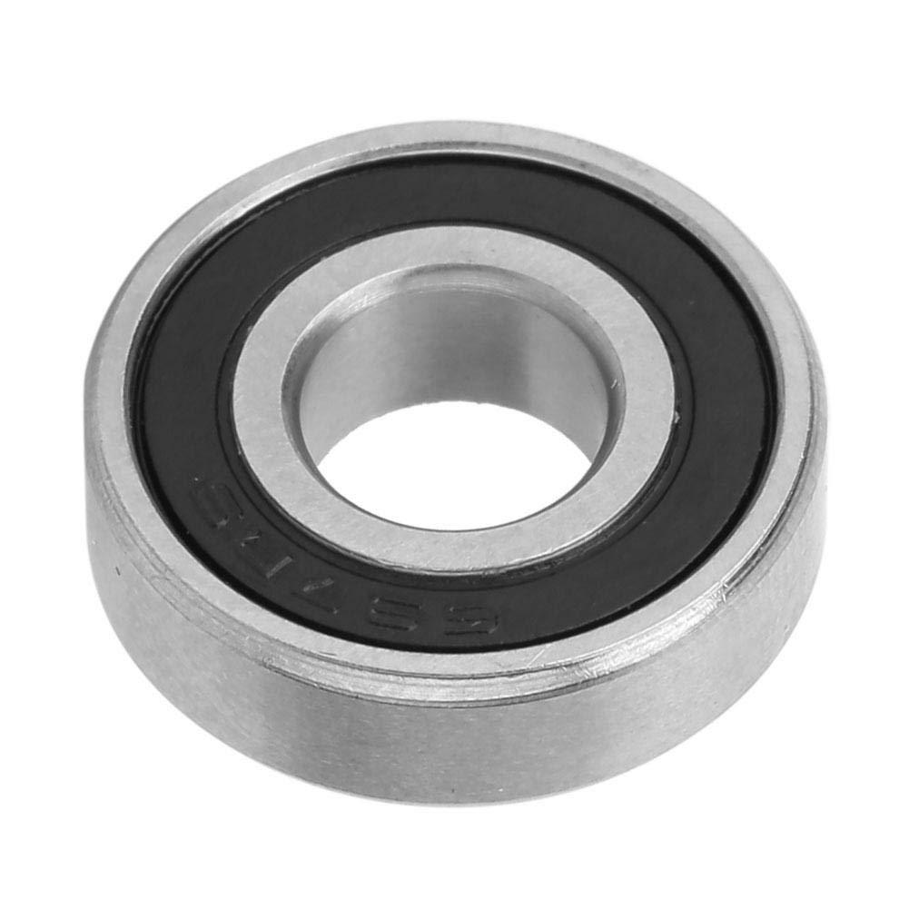 697-2RS 7mm*16mm*4mm cuscinetto in miniatura 10 pezzi 697-2RS//698-2RS//699-2RS Set di cuscinetti a sfere in acciaio a gola profonda con tenuta in gomma Cuscinetto a sfere di spinta