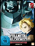 Fullmetal Alchemist: Brotherhood - Volume 2 (Digipack im Schuber mit Hochprägung und Glanzfolie) (Blu-ray) [Limited Edition] [Alemania] [Blu-ray]