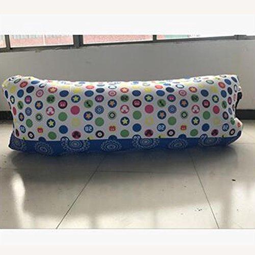 Gonflable Canapé-Lit Double Camping Matelas Gonflable Matelas divan sofa INTEX Chaise