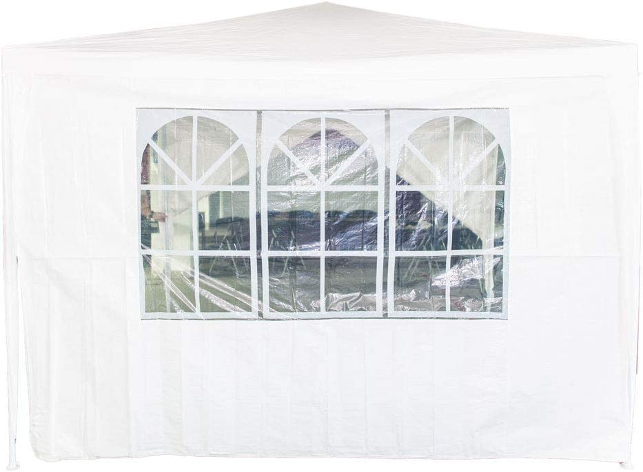 Faysida PE Window for Cash special Max 63% OFF price Home Garden Camp Tent Canopy Outdoor Patio