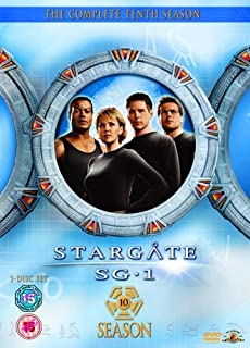 Stargate SG-1 - Season 10 [DVD] (B000V7ZMMS) | Amazon price tracker / tracking, Amazon price history charts, Amazon price watches, Amazon price drop alerts