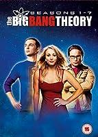 The Big Bang Theory Season 1-7 [DVD][Import]