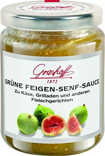 Grashoff Grüne Feigen-Senf-Sauce 200ml