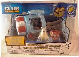Club Penguin Herbert's Drill With Herbert