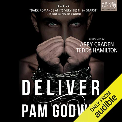Deliver audiobook cover art