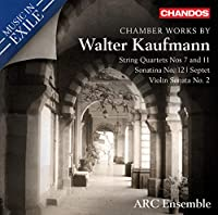 Chamber Works By Walter..