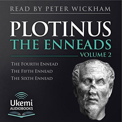 The Enneads Volume 2 (4-6) audiobook cover art