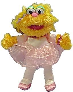 Sesame Street Muppet Ballerina Zoe in Pink Tutu so Cute