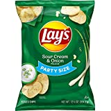 Lay's Sour Cream & Onion Flavored Potato Chips, 12.5 Ounce