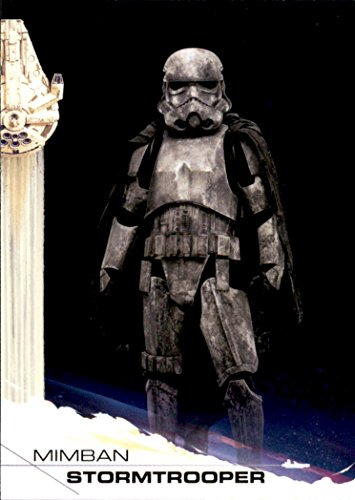 2018 Topps Solo A Star Wars Story #11 Mimban Stormtrooper