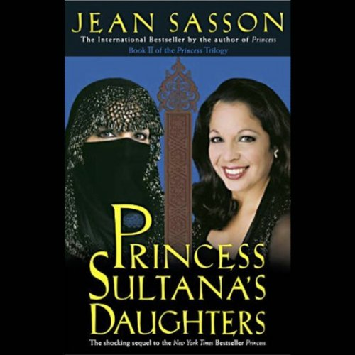 Princess Sultana's Daughters audiobook cover art