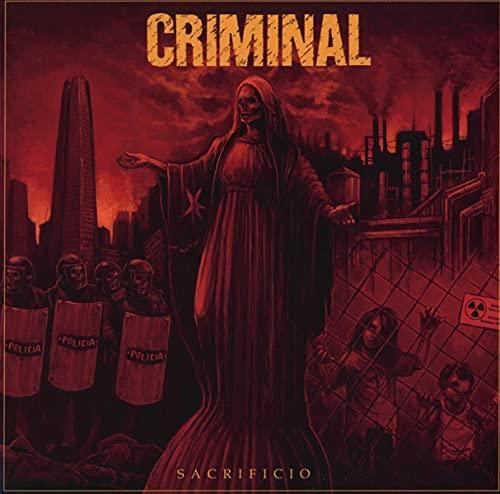 Criminal: Sacrificio (Audio CD)