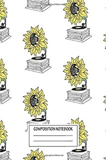 Notebook: Singing In The Sun , Journal for Writing, Size 6