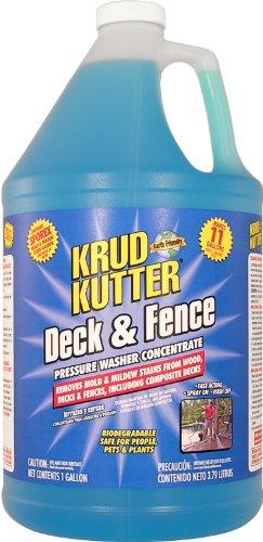 Krud Kutter DF01 Blue Pressure Washer Concentrate Deck