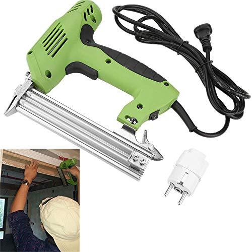 Nagelpistole, 30 / min 1800W hochfestes elektrisches Nagler-Nagelpistole-handbetriebenes Nagelwerkzeug für die Möbel-Holzbearbeitung-Bedachung, die Bodenbelag-Bedeckungs-Sofa herstellt