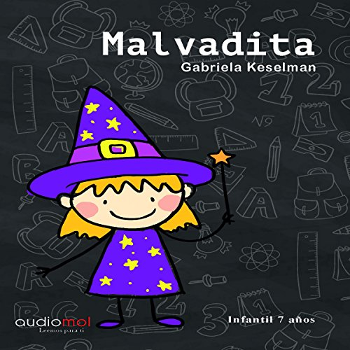 Malvadita [Spanish Edition] audiobook cover art